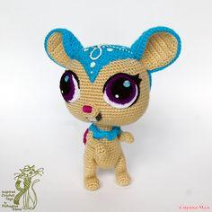 Мышка-модница из Маленького Зоомагазина