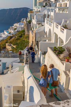 Santorini #Kikladhes #Greece