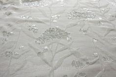 B&J Fabrics | Silk Lurex Cut Velvet