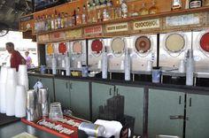 Flying Monkeys Bar, Key West Ah, the daquiri bar... Check!