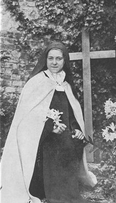 The suffering of St. Therese