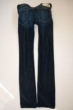 Jeans Professional Sale Ladies Womens Diesel Ronhoir 008wz Stretch Bootcut Blue Jeans W29 L32 Uk Size 10 Clothing, Shoes & Accessories