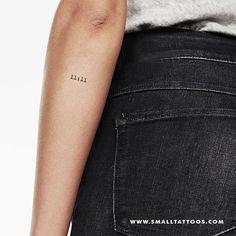 Tiny Bird Tattoos, Dainty Tattoos, Little Tattoos, Twin Tattoos, Dope Tattoos, Star Tattoos, Soft Tattoo, Tattoo Set, Grey Hair And Tattoos