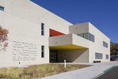 Gallery - Georgia O'Keeffe Elementary School / Jon Anderson Architecture - 16