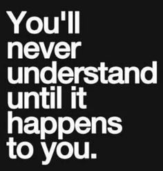Never Get Judgmental