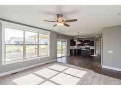 Bentley Living Area/Kitchen