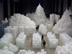 Contemporary Art Blog — Rachel Whiteread, at the Turbine Hall, Tate...