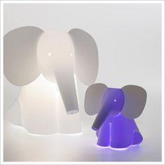 Mini Elephant Light Zzzoolights