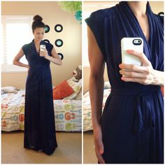 I NEED THIS MAXI DRESS!  Please send this to me!  Pink Martini- Devin Lace Detail Tie-Waist Maxi Dress from Stitch Fix.