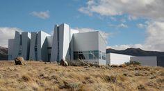 El museo del hielo.- arquitectos Javier Fernández, Pablo Güiraldes y Santiago Cordeyro