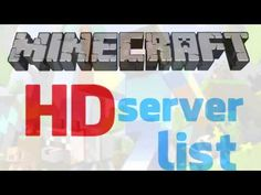 Minecraft Multiplayer Servers. A High Quality List of Minecraft Multiplayer Servers.