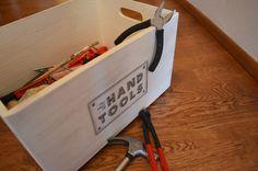 box tools - my shabby white home