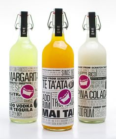 Creative Package Designs – Bottles