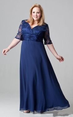 Plus Size Mother Of The Bride Dresses Half Sleeve Llace Chiffon Beading V Neck Fat Evening Dresses Blue Purple Formal Gowns Mother Of The Bride Dresses Beach Wedding Mother Of The Bride Dresses Ireland From Lynbridal, $105.53| Dhgate.Com
