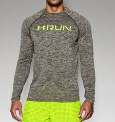 Men's UA Run Long Sleeve T-Shirt | Under Armour US