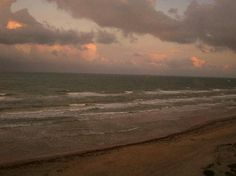 """South Padre Island, Texas - the """"other"""" beach...not as pretty as Alabama but closer to home"""