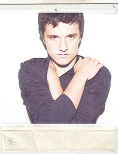 Josh hutcherson is gorgeous