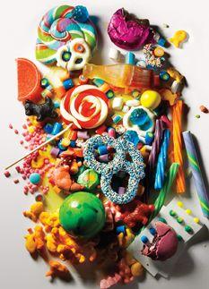 Candy Fresh Teen Explosion Stuffed 40