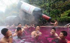 Trattamenti estetici bizzarri - Wine Spa - Spa vino