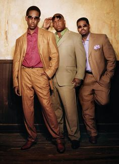 Boyz II Men - I saw them at the Mirage in Vegas and they were simply amazing - handed out roses and came into the audience and gave hugs!! I hugged Sean !!