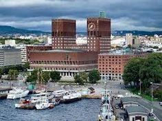 Oslo, Norway har været her flere gange - sammen med Per