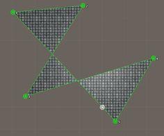 CSG 2D Algorithm & Mesh editor