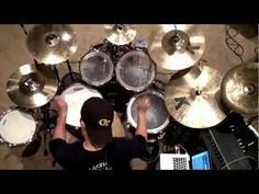 Cobus Hillsong United Mighty To Save (Drum Cover)2011HD.