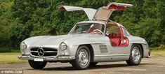 1956 Mercedes-Benz 300SL Alloy Gullwing