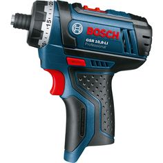 Bosch GSR 10.8-LI 10.8v Cordless Drill Driver without Battery or Charger