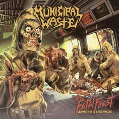 Repossession by Municipal Waste - The Fatal Feast