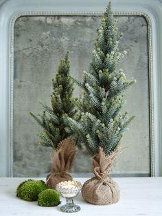 Danish Faux Christmas Trees
