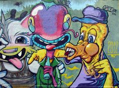 Street Art Buenos Aires 02/2016