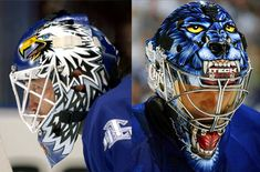 Image result for best goalie masks of all time Goalie Mask, All About Time, Masks, Tattoo, Fictional Characters, Image, Tattoos, Fantasy Characters, Tattos