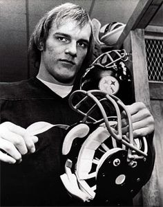 1974-Lambert. The year when I first met him! He was a rookie for the Pittsburgh Steelers
