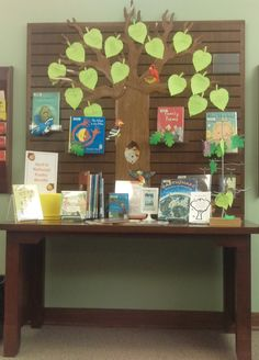April is Poetree Month @ George Latimer Central Library