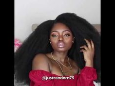 Une chevelure ultra-volumineuse avec les mèches @OutreHairTV x @justrandom75 - YouTube Crochet Braids, Youtube, Youtubers, Youtube Movies, Locs, Braided Pigtails