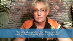 CONFIRMED: Marines Land At Langley To Stop Coup - Hillary Worried Over Indictments - YouTube