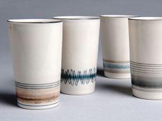 James and Tilla Waters. beakers-