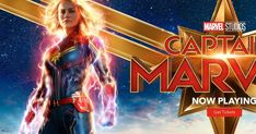 Captain Marvel is a 2019 American superhero film based on the Marvel Comics character Carol Danvers. Produced by Marvel Studios and distributed by Walt Disney Studios Motion Pictures, it is the twenty-first film in the Marvel Cinematic Universe (MCU). Ms Marvel, Captain Marvel, Marvel Box, Marvel Comics, Disney Marvel, Female Superhero, Best Superhero, Superhero Movies, Nick Fury