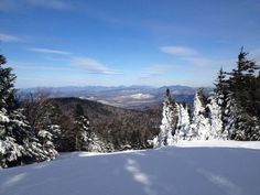 We are six miles from the base of Gore Mountain!