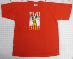 ee572b014 Details about ROLLING STONES Lips and Tongue Braces Orthodontic Promo T- Shirt Pre Worn Size XL