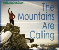 Pinterest Inspired: The Mountains Are Calling {Home Deco} | Tell You About It