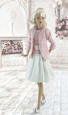 Rose Sweater Set1 by Gwendolyns Treasures, via Flickr