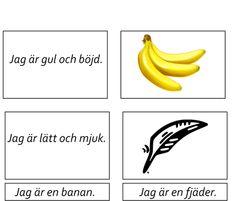 montessorimaterial - Learn Swedish, Swedish Language, Speech Therapy, Montessori, School, Kids, Infants, Speech Pathology, Children