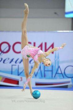 Russia National Team in Rhythmic Gymnastics