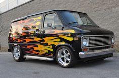 https://flic.kr/p/8Wy7N4 | 1977 Vandura Hot Wheels Super Van | 1977 Vandura Hot Wheels Super Van  www.CleanCutCreations.com