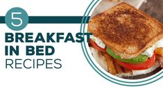 Best Dishes, Food Dishes, Dishes Recipes, Breakfast Menu, Breakfast In Bed, Bed Recipe, Paula Deen, Brunch Recipes, Salmon Burgers