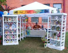 craft fair displays booths - Google Search