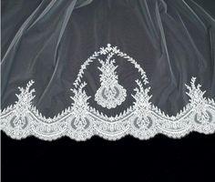 Regal Lace Mantilla By Homa