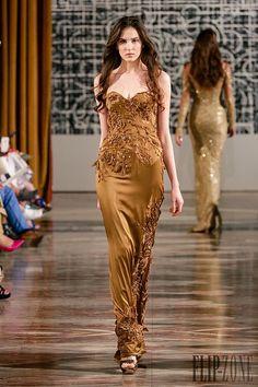 Toufic Hatab Automne-hiver 2015-2016 - Haute couture